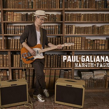 """Paul Galiana - Couverture """"MarquePage"""" © Gilles Crampes"""